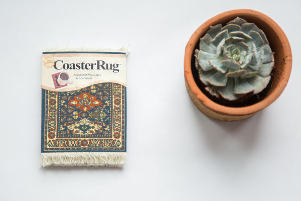 Caucasian Kuba Coaster Set - Old New House