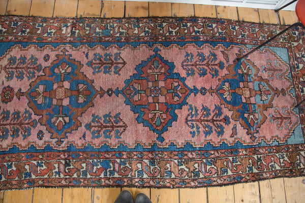 3x6.5 Vintage Malayer Rug Runner - Old New House