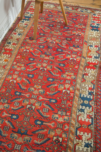 3.5x7.5 Vintage Malayer Rug Runner - Old New House
