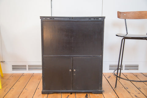 Prohibition Era Antique Hidden Bar Bureau - Old New House