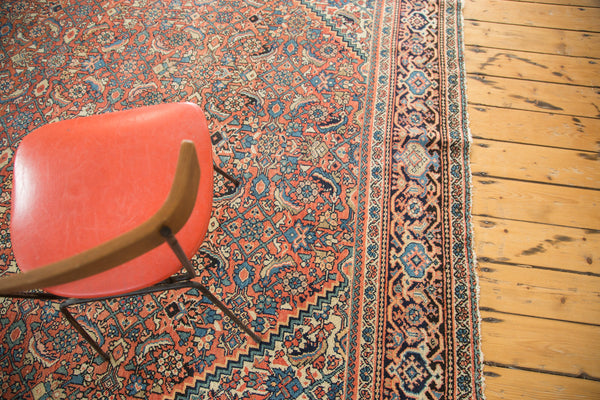 9.5x11.5 Vintage Mahal Carpet - Old New House