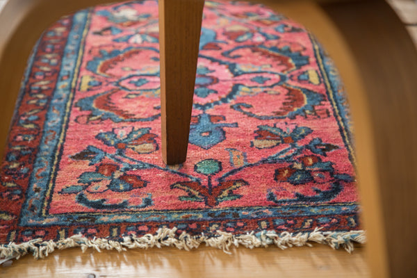 2x3 Vintage Distressed Lilihan Rug Mat - Old New House
