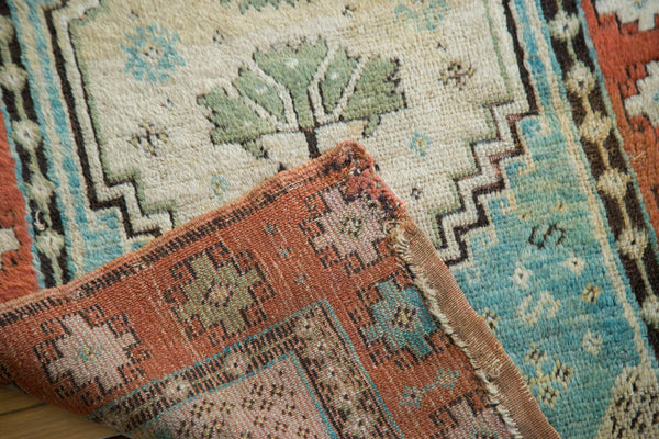 2x3 Antique Oushak Rug Mat - Old New House