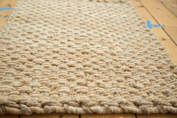 2x3 Hand Braided Ivory Entrance Mat - Old New House