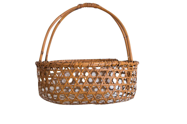 Vintage Japanese Basket - Old New House
