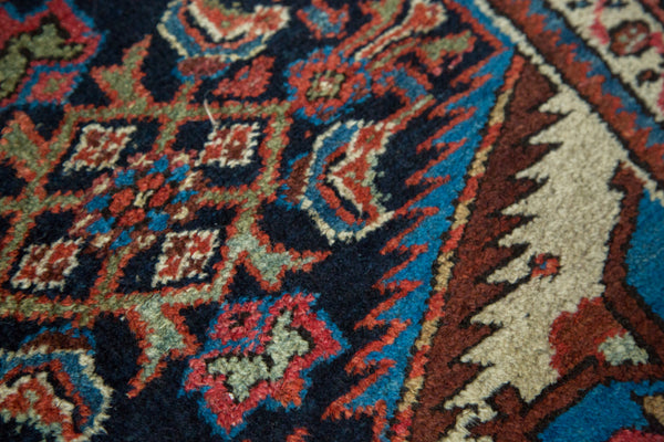 2x2.5 Vintage Borchalou Rug Mat - Old New House