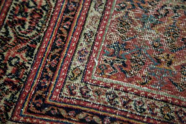 3.5x11 Vintage Northwest Persian Rug Runner - Old New House