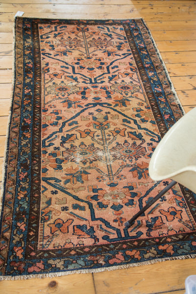 3.5x6 Antique Lilihan Rug - Old New House