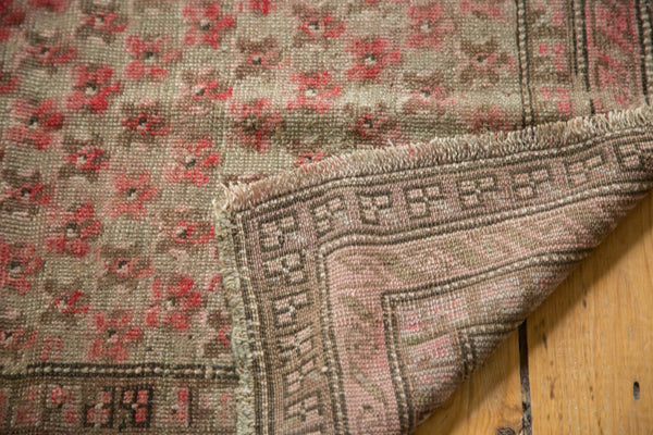 2.5x3.5 Fun Antique Caucasian Rug Mat - Old New House