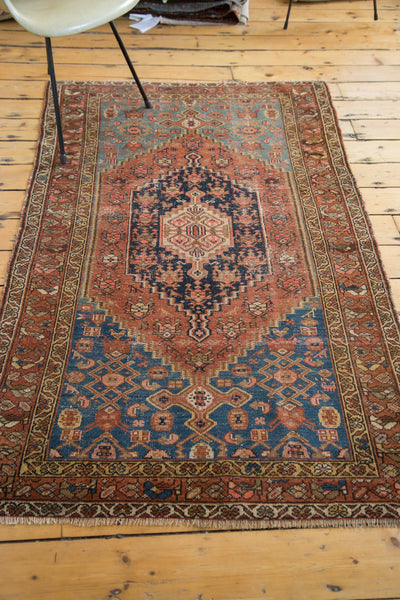 3.5x6 Antique Distressed Malayer - Old New House