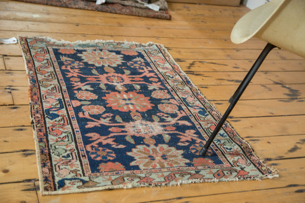 2.5x3.5 Distressed Antique Lilihan Square Rug - Old New House