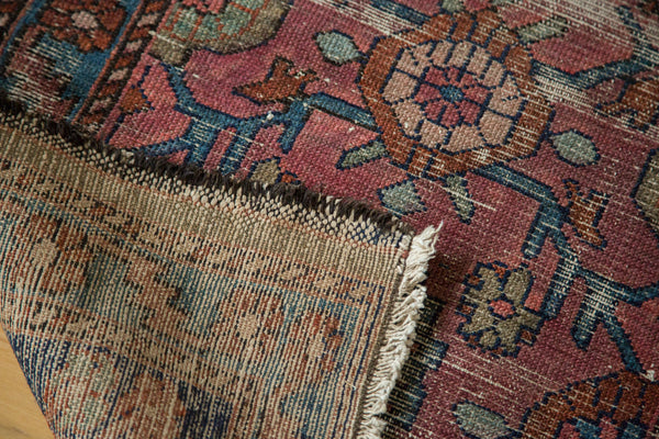 2.5x4 Distressed Antique Lilihan Rug - Old New House