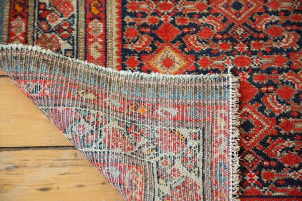 4x6 Distressed Antique Malayer Rug - Old New House