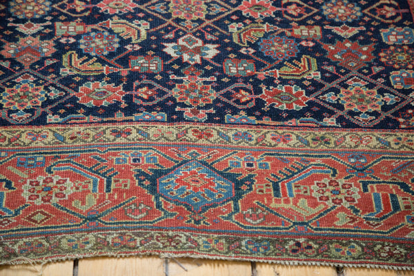 6x7 Fine Colorful Antique Northwest Persian Rug - Old New House