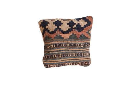 Faded Kilim Pillow - Old New House