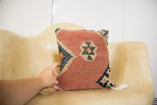 Handmade Kilim Pillow - Old New House
