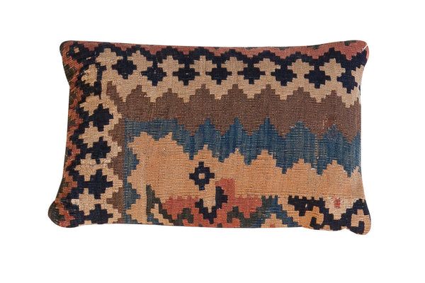 Antique Kilim Pillow - Old New House