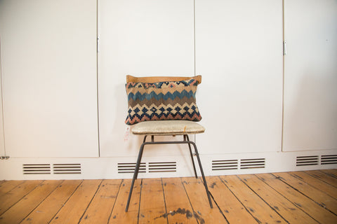 Antique Kilim Throw Pillow