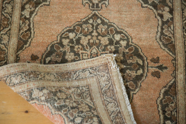 2x2.5 Antique Tabriz Rug Mat - Old New House