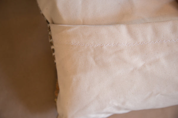 10x24 Cactus Silk Lumbar Pillow - Old New House