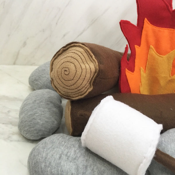 Kids Campfire Toy - Old New House