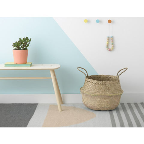 Natural Belly Basket by Olli Ella - Old New House