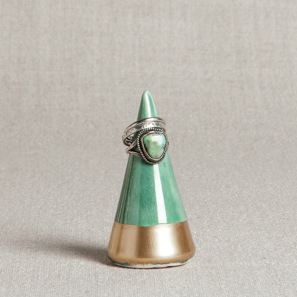 Emerald Ring Holder - Old New House