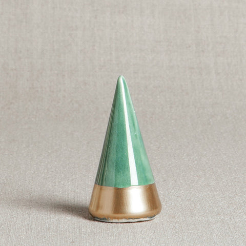 Emerald Ring Holder
