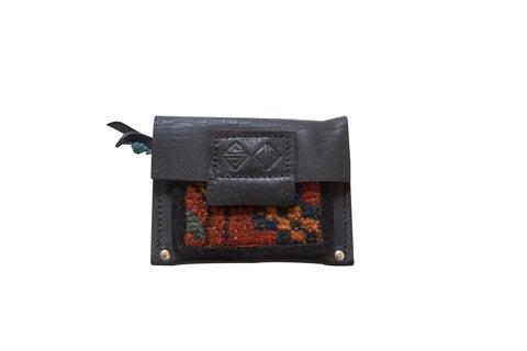 Rug Fragment Coin Purse