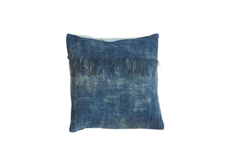 African Indigo Floor Pillow