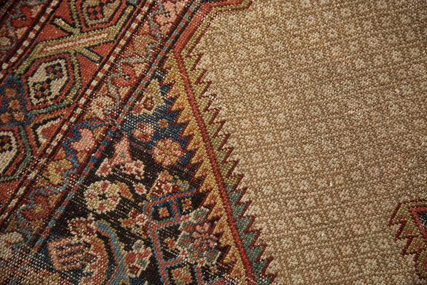 4.5x7.5 Vintage Distressed Hamadan Rug - Old New House