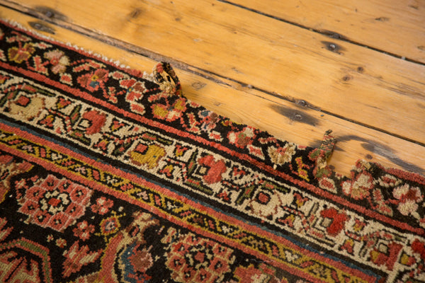 3x13 Antique Distressed Northwest Persian Rug Runner - Old New House