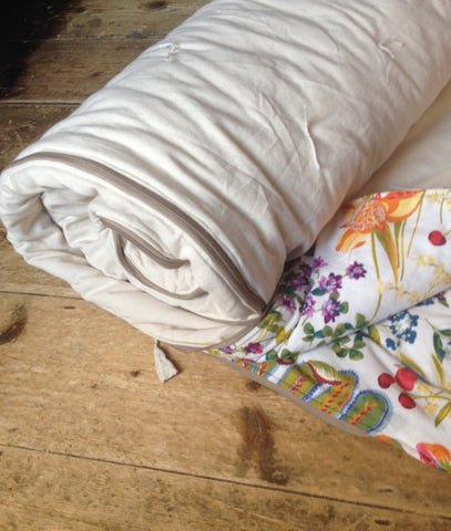 Handmade Kids Sleeping Bag - Old New House
