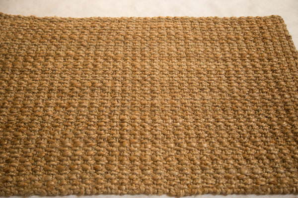2x3 Hand Braided Entrance Mat - Old New House