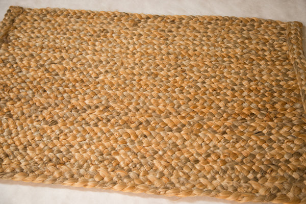 2x3.5 Hand Braided Entrance Mat - Old New House