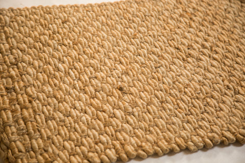 Hand Braided Entrance Mat