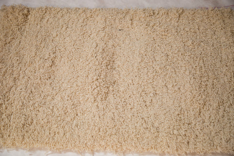 New Moroccan Shag Bath Rug