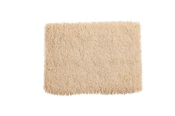 2x3 New Moroccan Shag Bath Mat - Old New House