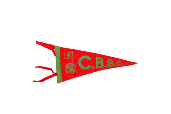 CBBC Felt Flag - Old New House