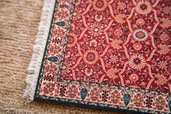 Shah Jahan Mouse Pad Rug - Old New House