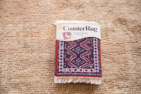 Freud Persian Qashqai Carpet Coaster Set
