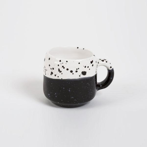 Handmade Modern Coffee Mug - Old New House