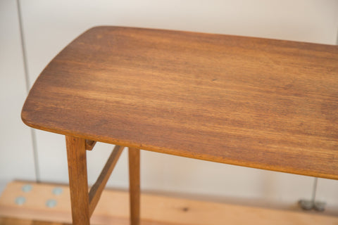 MCM Danish End Table