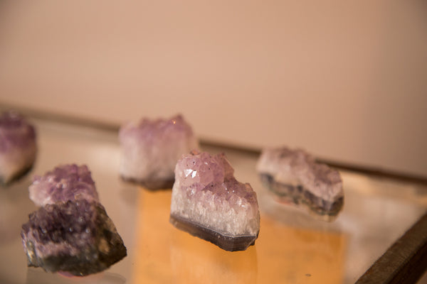 Purple Amethyst Crystal Small - Old New House