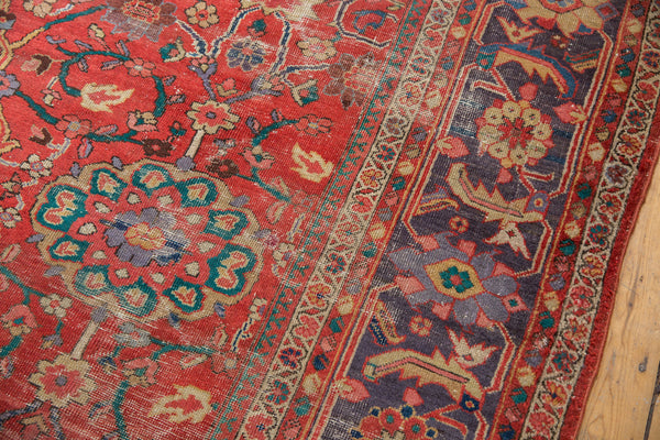 Antique Sultanabad Carpet / Item 3214 image 3