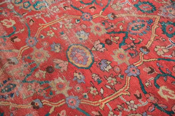 Antique Sultanabad Carpet / Item 3214 image 4
