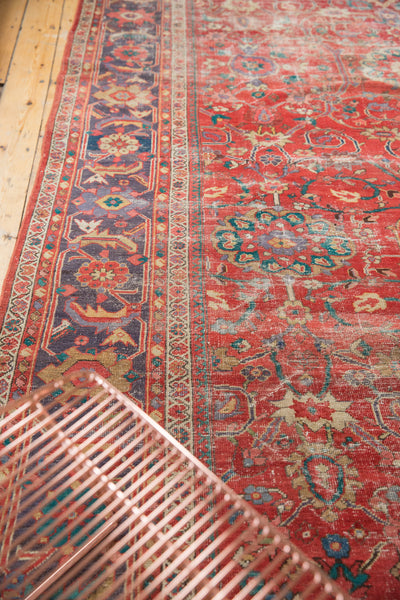 Antique Sultanabad Carpet / Item 3214 image 6