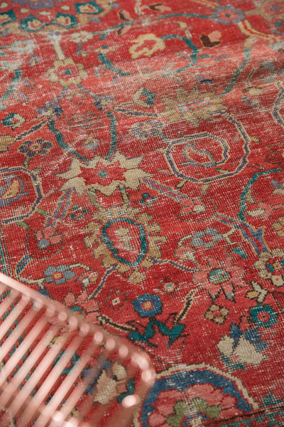Antique Sultanabad Carpet / Item 3214 image 7
