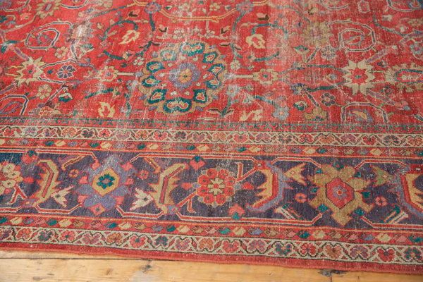 Antique Sultanabad Carpet / Item 3214 image 9