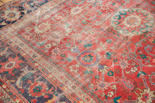 Antique Sultanabad Carpet / Item 3214 image 10